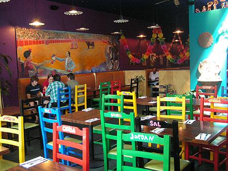 Celia S Mexican Restaurant By The Beach San Francisco Ca