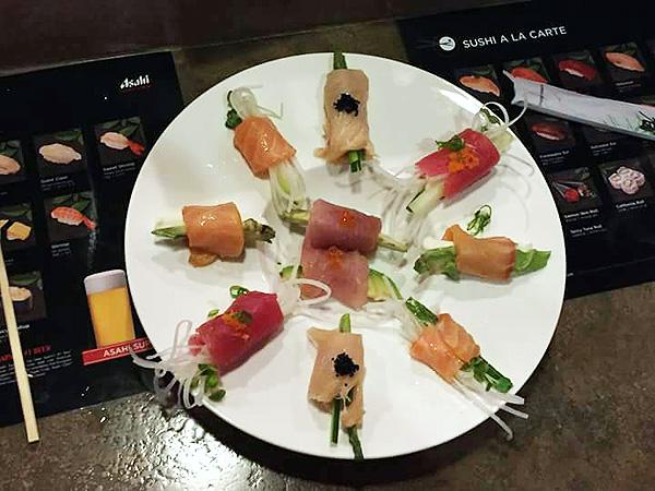 Aloha sushi for Aloha asian cuisine sushi