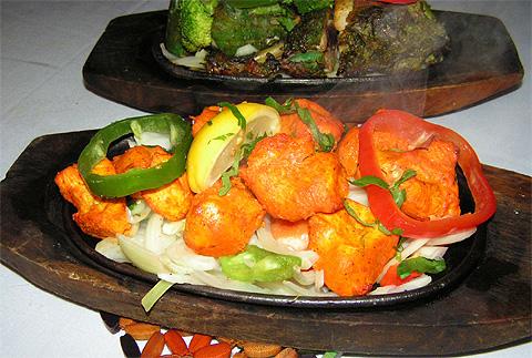 Kathmandu Kitchen Lunch Menu